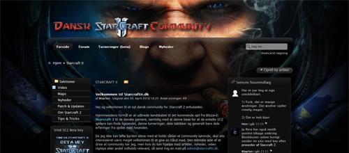 Starcraft 2 Community