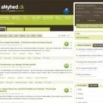 aNyhed – Del nyheder og historier
