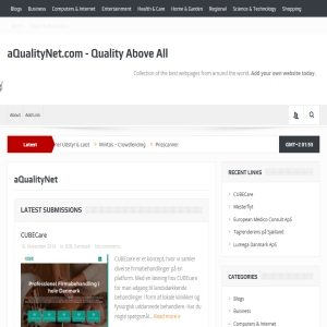 aqualitynet kvalitets katalog