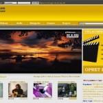 Video tjeneste oprettet – del dine videoer