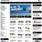 Solbriller & Kontaktlinser
